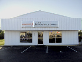 The Light Bulb Express Store - Buffalo, MO